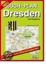 Buchstadtplan Dresden und Umgebung 1 : 20 000