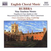 Rubbra: Choral Music