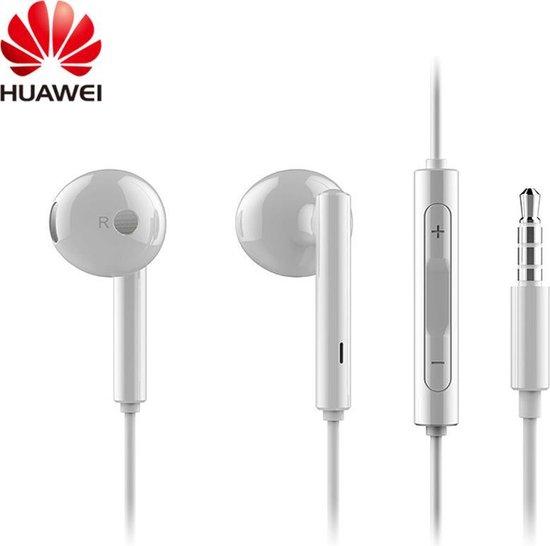 Afbeelding van Huawei AM115 Headset In-ear Wit in retail verpakking