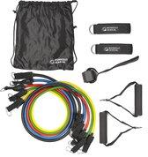 Workout Gear - Tube Set Fitness Elastieken - Weerstandsbanden - 2-12kg