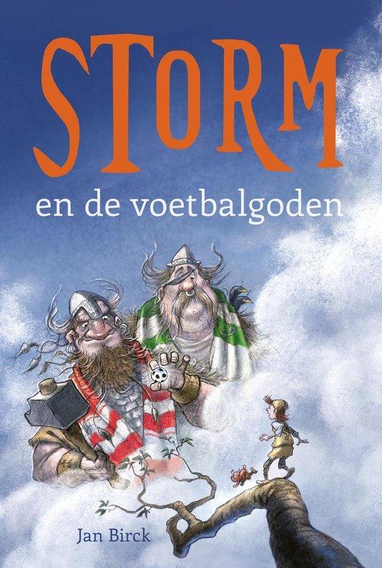 Storm - Storm en de voetbalgoden - Jan Birck pdf epub