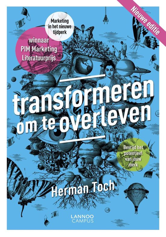 Transformeren om te overleven - Herman Toch | Fthsonline.com