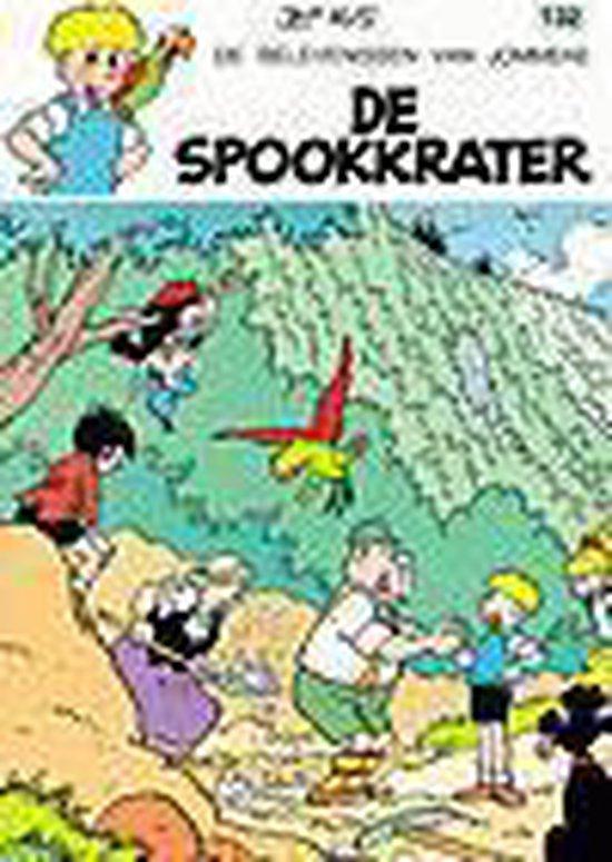 Jommeke 132 - De Spookkrater - Jef Nys |