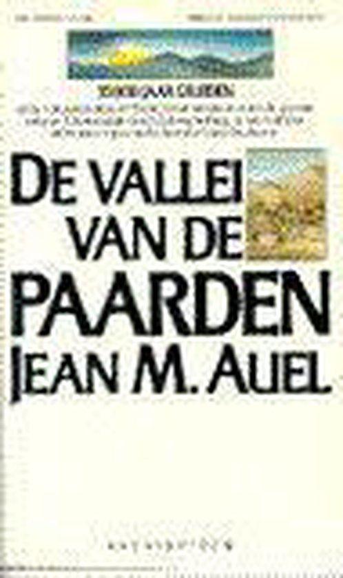 De vallei van de paarden - Jean Marie Auel  