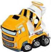 Spaarpot bouw vrachtauto betonmixer