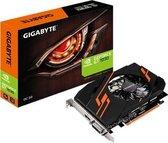 Gigabyte GV-N1030OC-2GI videokaart GeForce GT 1030 2 GB GDDR5