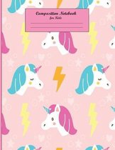 Composition Notebook for Kids