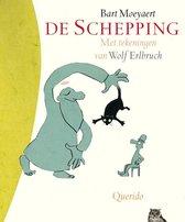 Boek cover De Schepping van Bart Moeyaert