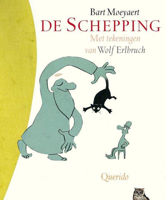 De Schepping - Bart Moeyaert | Readingchampions.org.uk