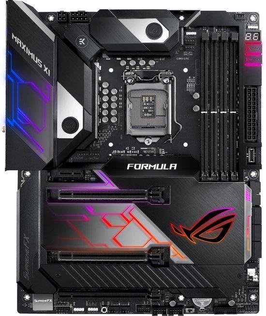 ASUS ROG MAXIMUS XI FORMULA Intel Z390 LGA 1151 (Socket H4) ATX