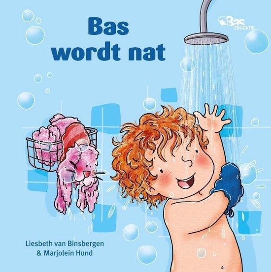 Bas - Bas wordt nat - Liesbeth van Binsbergen  