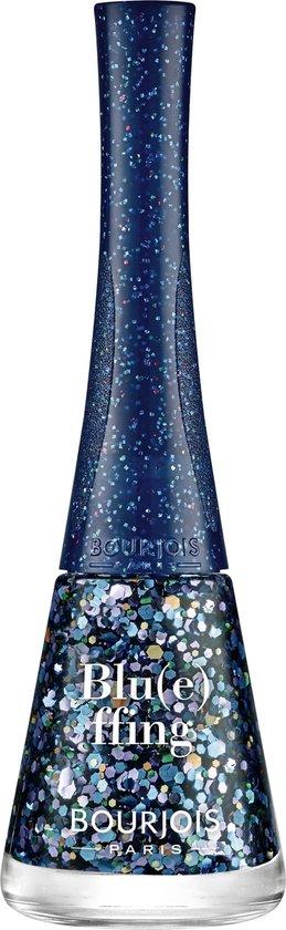 Bourjois 1 Seconde Nagellak - 01 Blueffing