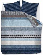 Beddinghouse Jools - Dekbedovertrek - Lits-jumeaux - 240x200/220 cm - Blauw