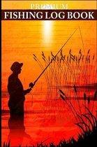 Premium Fishing Log Book