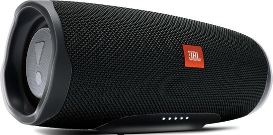 JBL Charge 4 Zwart - Bluetooth Speaker
