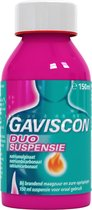 Gaviscon Maagzuurremmer – Duo Suspensie – 150 ml