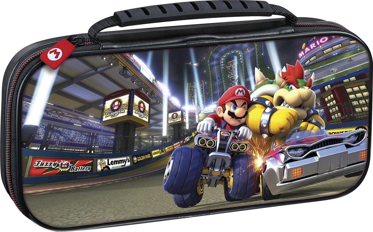 Bigben Nintendo Switch Case -  Mario Bowser