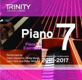 Piano 2015-2017. Grade 7 (Cd)