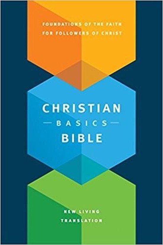 NLT Christian Basics Bible, The - Diverse auteurs | Fthsonline.com