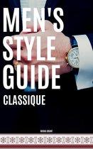 Boek cover Mens Style Guide - Classique van Misha Grant