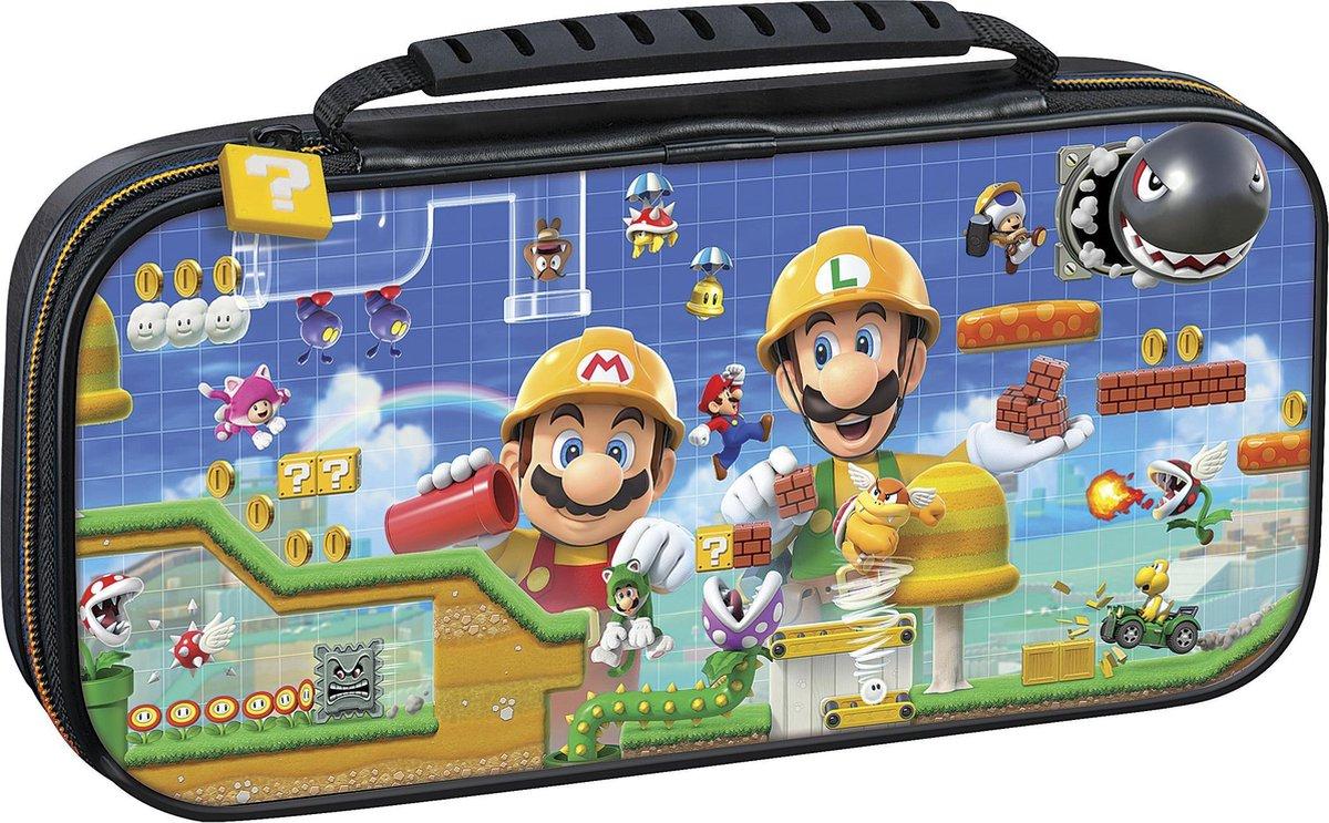Bigben Nintendo Switch Case - Super Mario Maker
