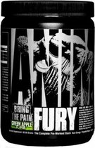 Animal Fury 20servings Green Apple