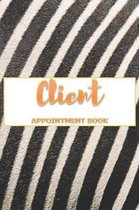 Client Appointment Book