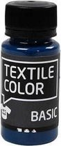 Textile Color, turquoiseblauw, 50ml