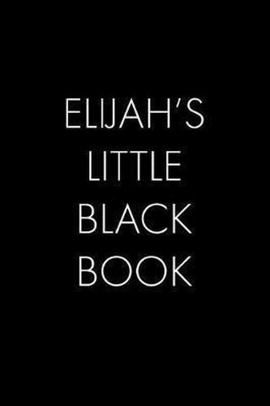 Elijah's Little Black Book