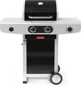 Barbecook Siesta 210 - 2 Branders + Zijbrander - Black Edition
