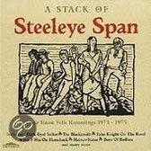 Stack of Steeleye Span (1973-1975)