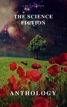 Boek cover The Science Fiction Anthology van Andre Norton