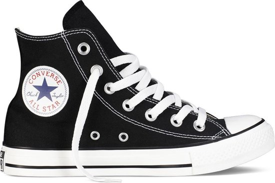 Converse Chuck Taylor All Star Sneakers Unisex - Black - Maat 39