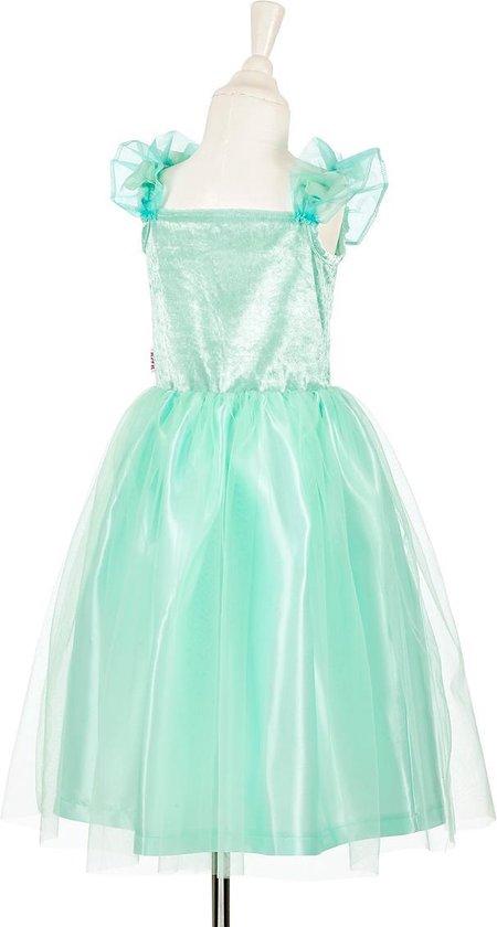 Ongekend bol.com   Prinsessenjurk Janette mint groene jurk, 5-7 jr/110-122 cm MC-78