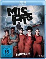 Misfits Staffel 2 (Blu-ray)