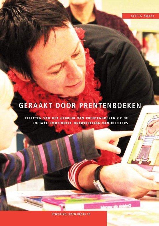 Stichting lezen reeks 18 - Geraakt door prentenboeken - Aletta Kwant   Fthsonline.com