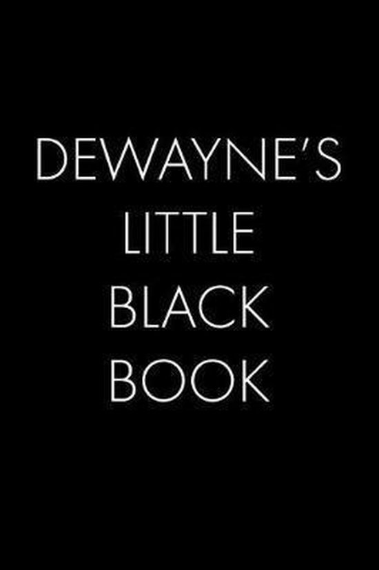 Dewayne's Little Black Book