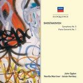 Symphony No. 5/Piano Concerto No.1