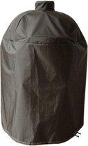 Kamado BBQ small beschermhoes cover 13 tot 15inch - hoes klein zwart mini