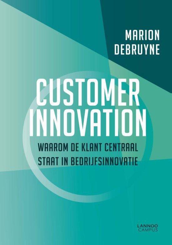 Customer innovation (E-boek - ePub-formaat) - Marion Debruyne | Fthsonline.com