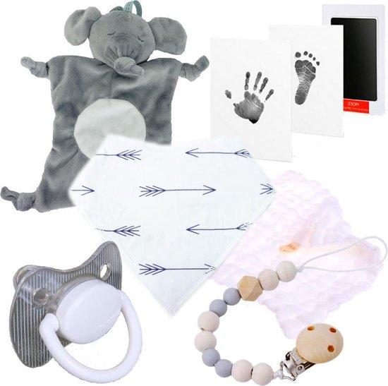Hedendaags bol.com   Baby Kraamcadeau - 6 leuke cadeautjes - baby geschekset BY-37