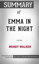 Summary of Emma in the Night