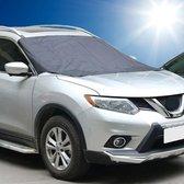 Magnetische Zonwerende Voorruit Cover - One Size - Houdt de warmte buiten de auto
