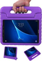 Samsung Galaxy Tab A 10.1 (2019) Kinder Hoes Kids Case Hoesje - Paars