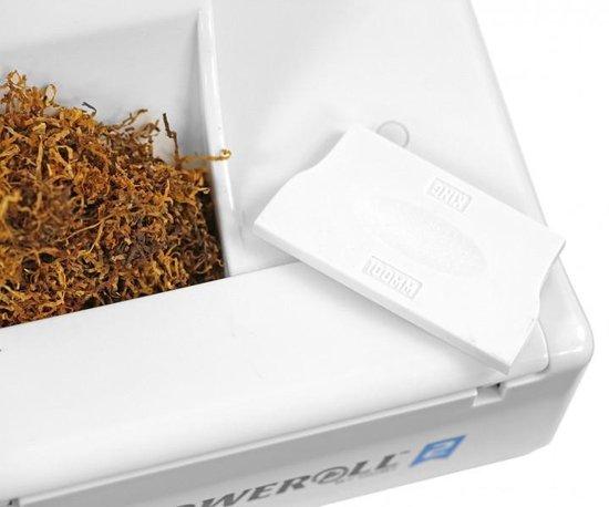 Poweroll 2 OBC Sigarettenmaker / hulzenvuller / sigarettenmachine