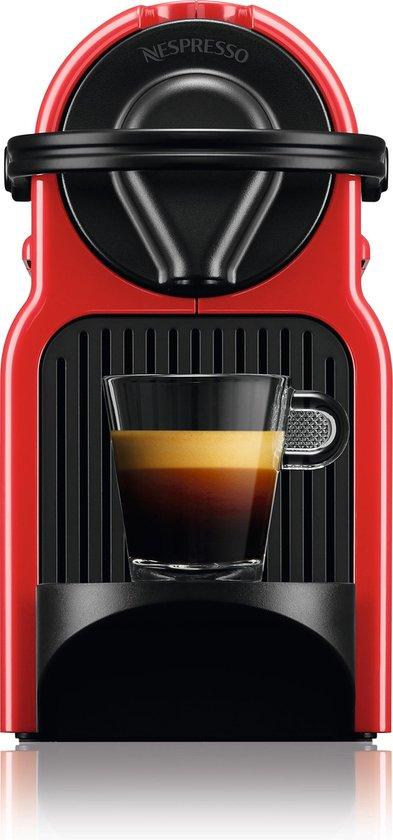 Krups Nespresso Inissia XN1005 - Koffiecupmachine - Rood - Krups