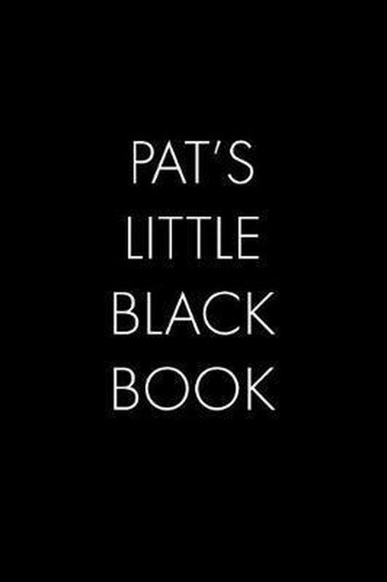 Pat's Little Black Book