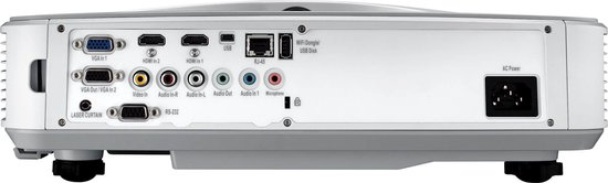 Optoma HZ40UST 1080p ultra short throw laser beamer