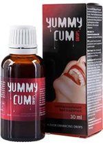 Yummy Cum Drops Spermaproductie - 30 ml