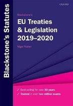 Afbeelding van Blackstones EU Treaties & Legislation 2019-2020